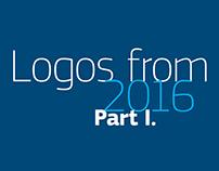 Logos from 2016: Part I.