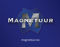 Business cards for Magnetuur