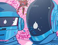 Daft Punk 2070