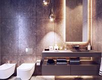 Cozy Bathroom - Milano