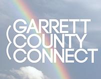 Garrett County Connect App UI Prototype Concept