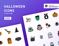 Freebie!! Halloween Icons