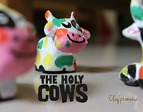 The Holi COws