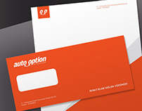 AutoOption Visual Identity