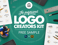 The Professional Logo Creators Kit - Free Sample
