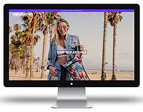Vibedration - Branding & Website