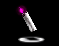 LIGHTER - PAINTING PHOTOSHOP