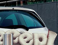 Toyota Rear Parking Sensor