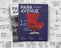 Park Avenue magazine