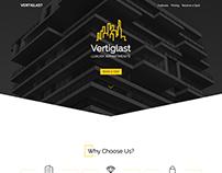 Vertiglast - Real Estate Landing Page