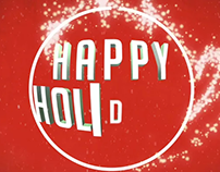 Happy Holidays from Team Infographics