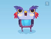 'Owls' - Merge Battle Animation