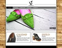 Web Design / VOGELWELT