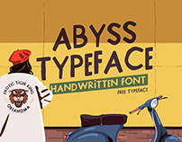 Abyss   Free Typeface