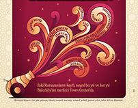 Ramadan ad for shopping mall