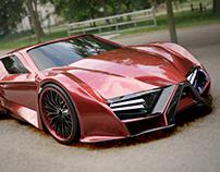 Futures concept vehicle