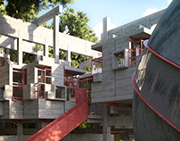 Tree House | CGI