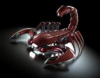 Mech Scorpion