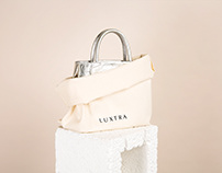 LUXTRA — Brand identity