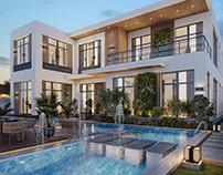 Private Villa in sheikh Zayed city