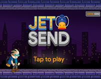 JetSend - Game Art