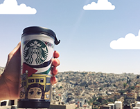 Starbuck Jordan independence Day Limited Edition tumblr