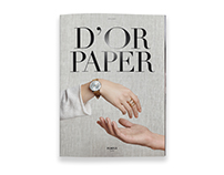 D'OR PAPER