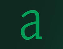 Gentian / Typeface