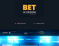 Betting UI Design