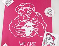 We are Birds - indie comic