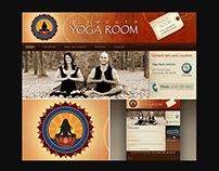Plymouth Yoga Room Website & Signage