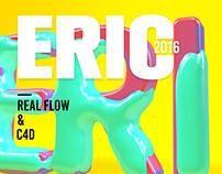 ERIC|Graphic Design|C4D&RF