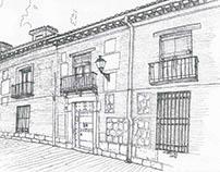 Alcalá de Henares sketchbook#1