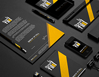 Branding, Identity, Logo Design, Mock-up, Presentation