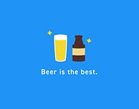 Beer is the best