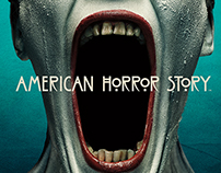 Banner American Horror Story for Sky.it