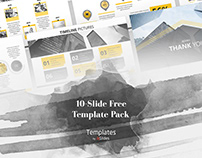 Timeline Pictures PowerPoint Template | Free Download