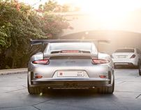 Porsche GT3 RS & Porsche GT3
