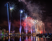 BastilleDay Fireworks