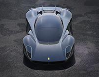 Ferrari 330P4_Hommage