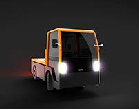 Viva - Electric tow tractor
