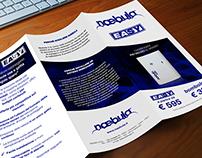 Naebula Brochure