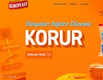 Koroplast Web Site