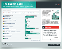 The Budget Book Website