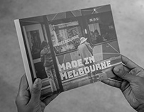 Made in Melbourne...Street photography Book