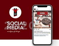Özler Et / Social Media 2020
