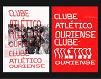 Clube Atlético Ouriense - WIP