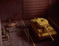 Italeri & Word of tank