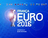 Euro 2016 SIC e SIC Notícias
