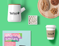 TeaHub - Sharing Smiles